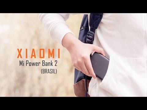 XIAOMI Mi Power Bank 2 || BRASIL