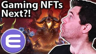Could Enjin SUPERCHARGE Gaming NFTs?! 🎮