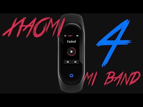 Xiaomi Mi Band 4: ЭКРАН, МУЗЫКА, ПРОШИВКА, ДИЗАЙН