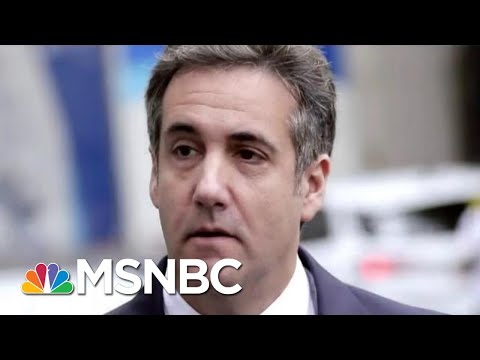 Details Of Michael Cohen Plea Agreement Suggest No Cooperation | MTP Daily | MSNBC