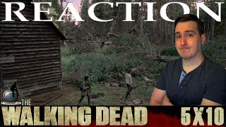 The Walking Dead S05E10 'Them' Reaction / Review