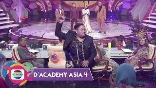 HAHA! Inilah Momen Terlucu Nassar di Panggung D'Academy Asia 4 MP3
