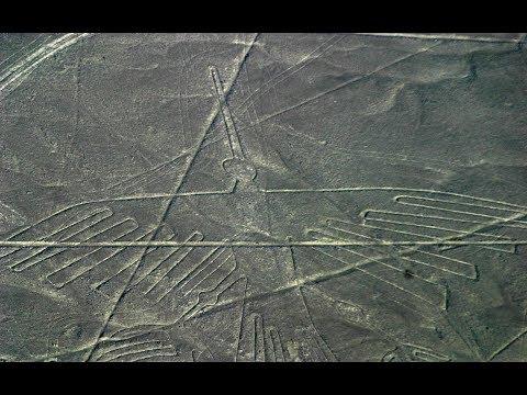 Virtual Guide To Nazca Peru: The Tree Of Life Geoglyph