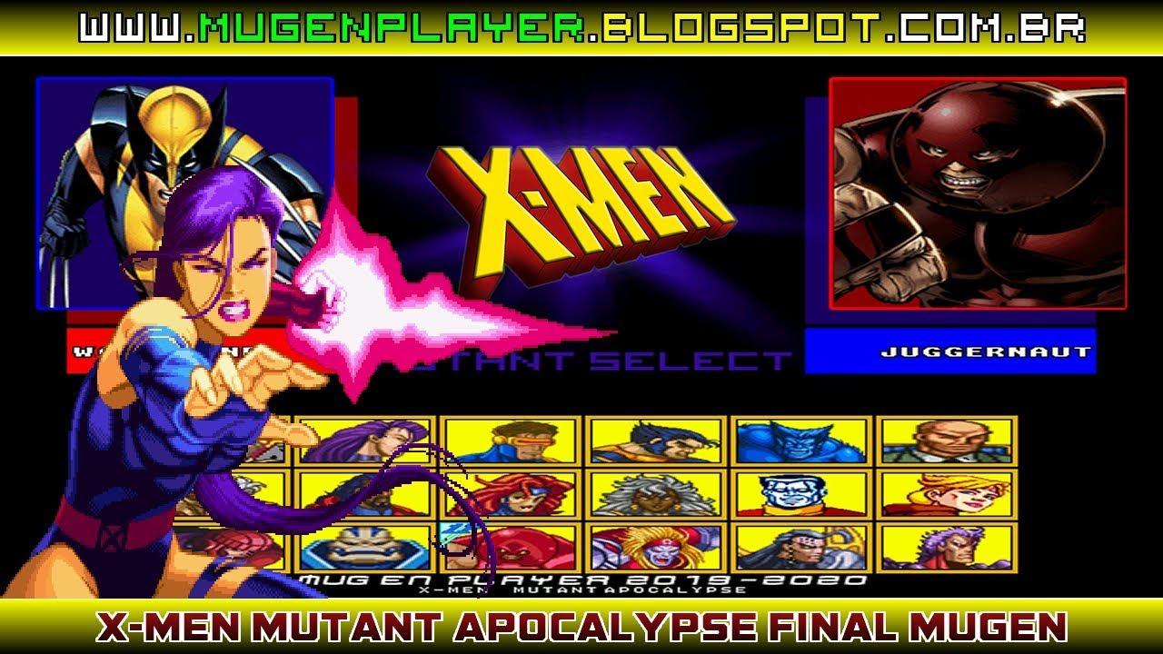 X-Men.Apocalypse.2019