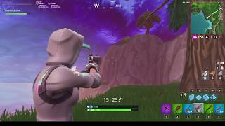 Fortnite Tommy Gun Glitch Shooting Blanks + Infinite Ammo?