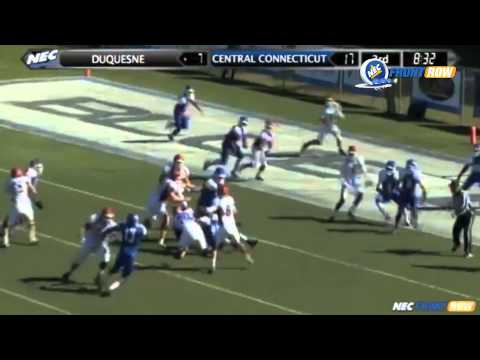 Northeast Conference Football Digest - Week 8