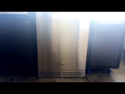 Delta heat ul rated refrigerator