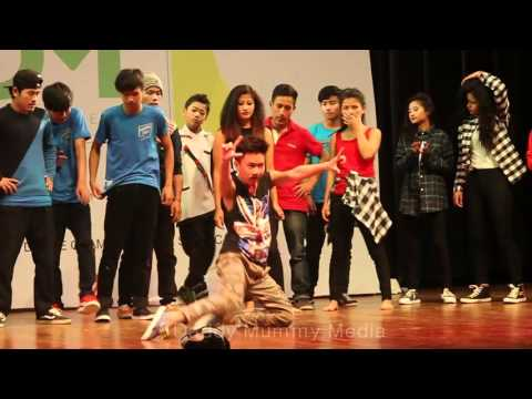 Manipur Dance Meet 2016 , Dance show by Compititors And Special guest Performer