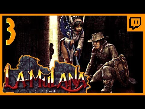 Let's Play La-Mulana | Episode 3 - Sun of a Sukit