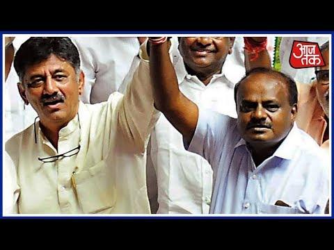 कर्नाटक में शपथ से पहले मंत्रिपद को लेकर ज़बरदस्त जंग जारी, कल केवल CM और Dy CM का शपथग्रहण   360