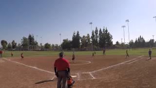 Fullerton Hills vs Fountain Valley Championship Game- PYL Tournament - 8u AllStars 2015