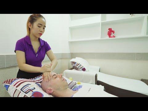 💆 Vietnamese Girl | Head and Arms Massage | ASMR no Talking
