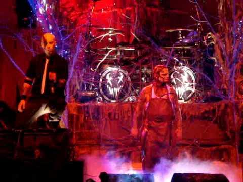 Mushroomhead Halloween Show