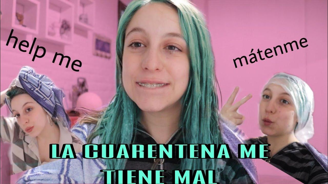ME TIÑO EL PELO SOLA / Valentina Soca
