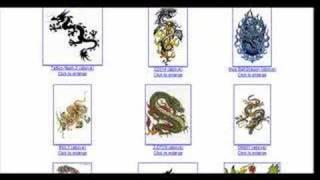 Hot Dragon Tattoos - Gallery Of Dragon Tattoos