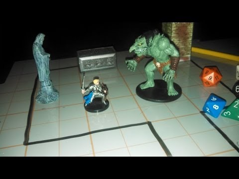 Retro RPG  review Part 1: 1st Edition Dungeons & Dragons