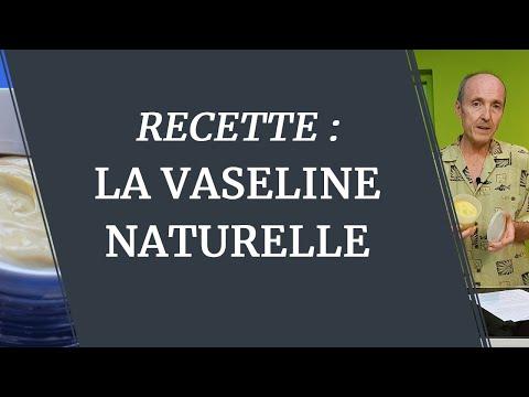 Privilégiez la vaseline naturelle ! par Bernard Clavière