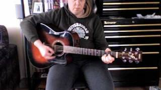 Paul Weller country (guitar lesson) part1