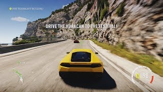 Forza Horizon 2 - First hour of Gameplay (Introduction, first championship, content overview)