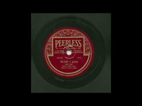 Manuelita Arriola - Vuelveme A Querer - Peerless 1916