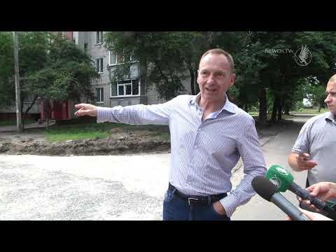Телеканал Новий Чернігів: Дорога на Шерстянку. Як іде будівництво| Телеканал Новий Чернігів