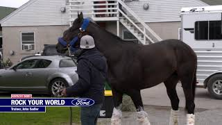 Rock Your World Arrives at Churchill Downs
