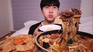 입이 얼얼해지는 얼큰한 마라탕...!!! 맛있는 꿔바로우 먹방ㆍMUKBANG ASMR SPICY HOT POT MALATANG  Guobaorou EATING SHOW