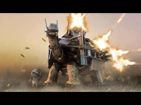 War Tortoise 2 Trailer