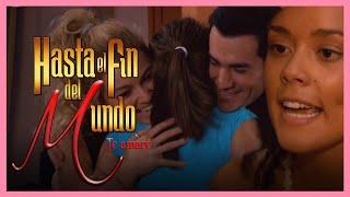 Hasta el fin del mundo: ¡Sofía y Salvador esperan un hijo! | Escena - C186 | Tlnovelas