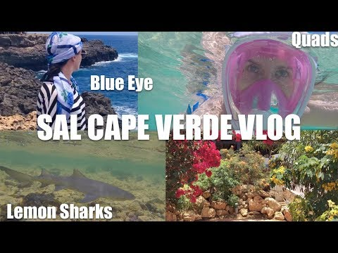Sal Cape Verde Vlog | Melia Dunas Resort | So Jana