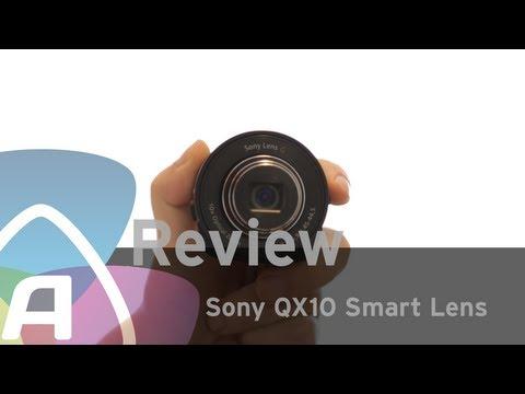 Sony QX10 Smart Lens Review (Dutch)