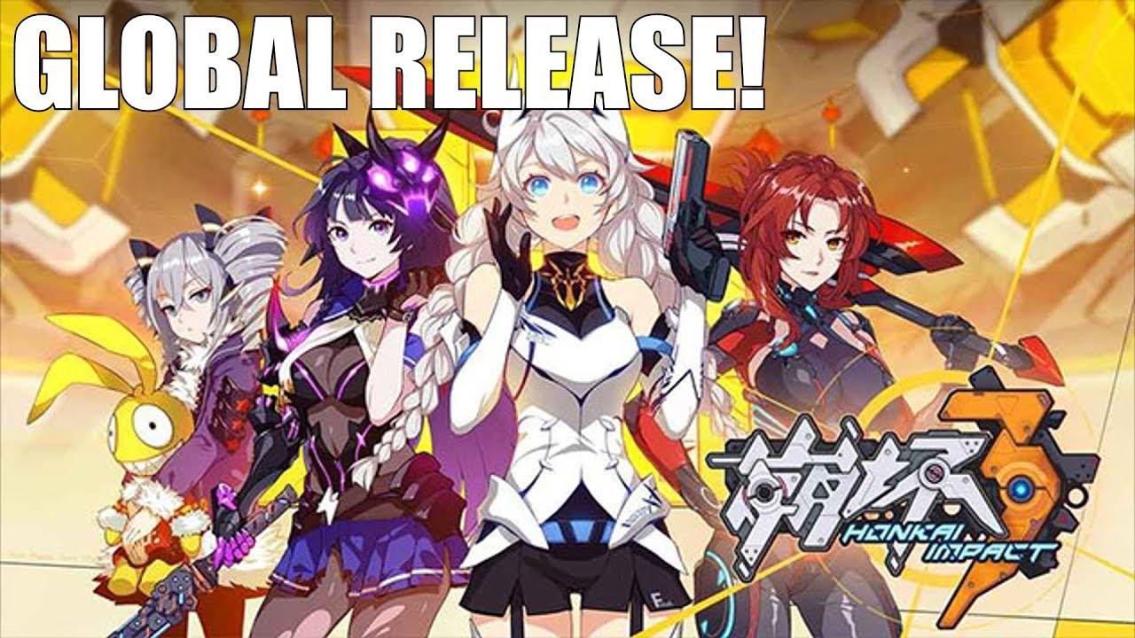 GLOBAL RELEASE! Honkai Impact 3rd - Unlocking Armada
