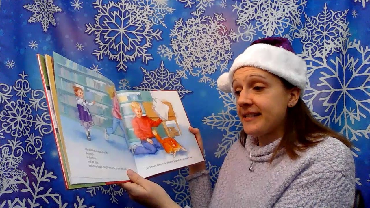 1 Quick CHRISTMAS Story with Katelyn! 10/21/2020