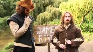 Horrible Histories Colonisation