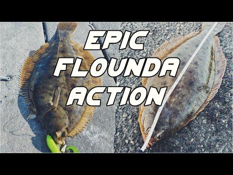 🐟 Winter Flounder Madness: A Shoremoney Production :)