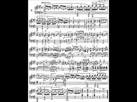 Barenboim Plays Mendelssohn Songs Without Words Op.19 No.4 In A Major