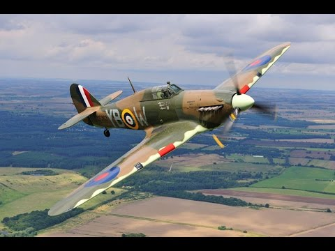 Hawker Hurricane | The World's First Rocket-boosted Aircraft