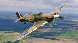 Hawker Hurricane | The World's First Rocket-boosted Aircraft | Military