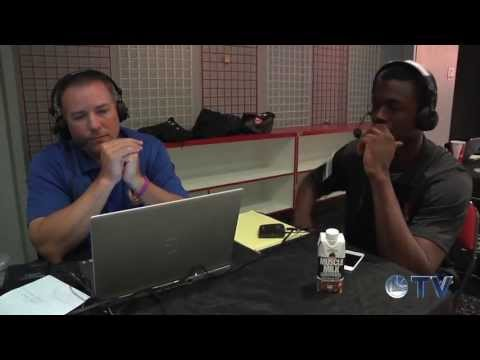 Harrison Barnes Interviews Stephen Curry with Bob Fitzgerald