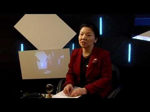 Heekyung Jo Min, Director General of Business Opportunity Bureau, New Songdo City