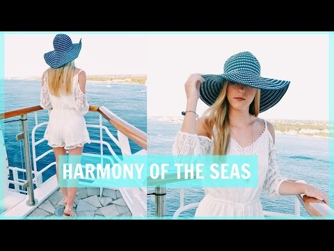 HARMONY OF THE SEAS!  (Haiti, Jamaica, Cozumel) | Ali Bridge