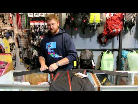 Mountain Equipment Firefox Jacket Review