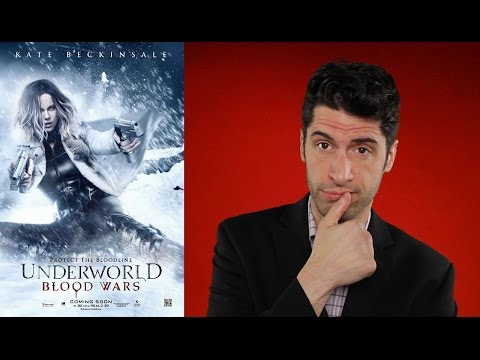 Underworld: Blood Wars - Movie Review