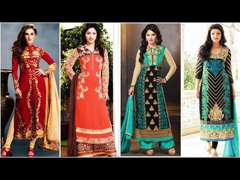 Latest Party wear Salwar Suit Designs