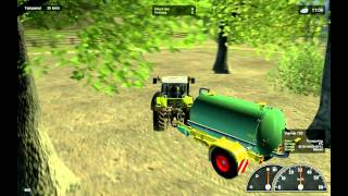 Lets Play Agricultural Simulator 2011 -Biogas Add on -  Ep 047