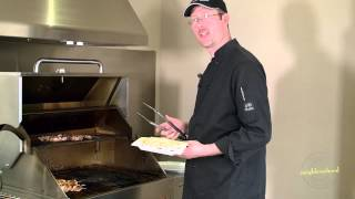 How To Cook Chicken Souvlaki - With Chef Mike At Vince's Market