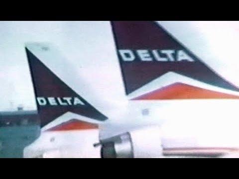 Delta Lockheed L-1011 TriStar Commercial - 1973