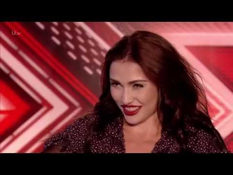 Irina Dedyuk 'Simply The Best' drops Simon's heartbeat   Auditions Week 2   The X Factor UK 2016