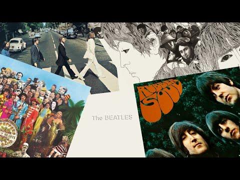 The Beatles Best Album - Abbey Road VS Sgt. Pepper VS Revolver