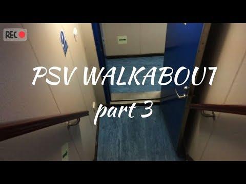 Jalan-jalan di Kapal PSV (Platform Supply Vessel) | PSV Walkabout - Part 3
